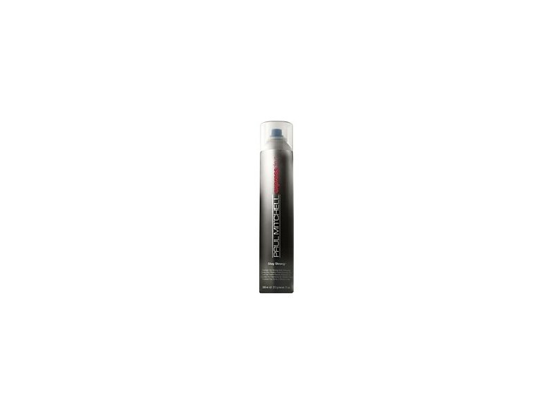 Paul Mitchell Stay Strong Express Dry Strong Hold Hair Spray for Unisex, 11 Ounce