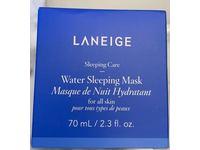 Laneige Water Sleeping Mask, Sleeping Care, 2.3 fl oz/70 mL - Image 3
