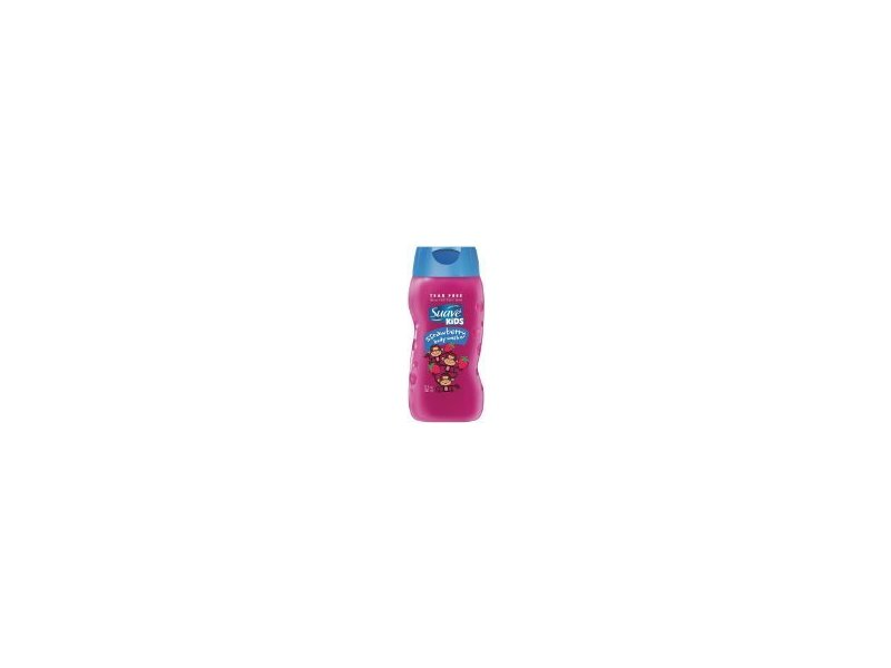 Suave Kids Body Wash, Strawberry, 12 fl oz