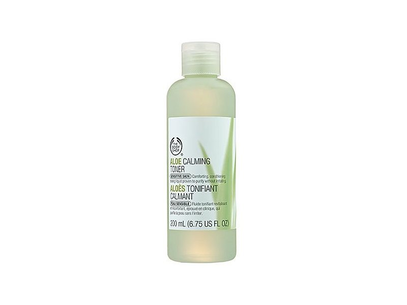 Aloe Calming Toner, The Body Shop