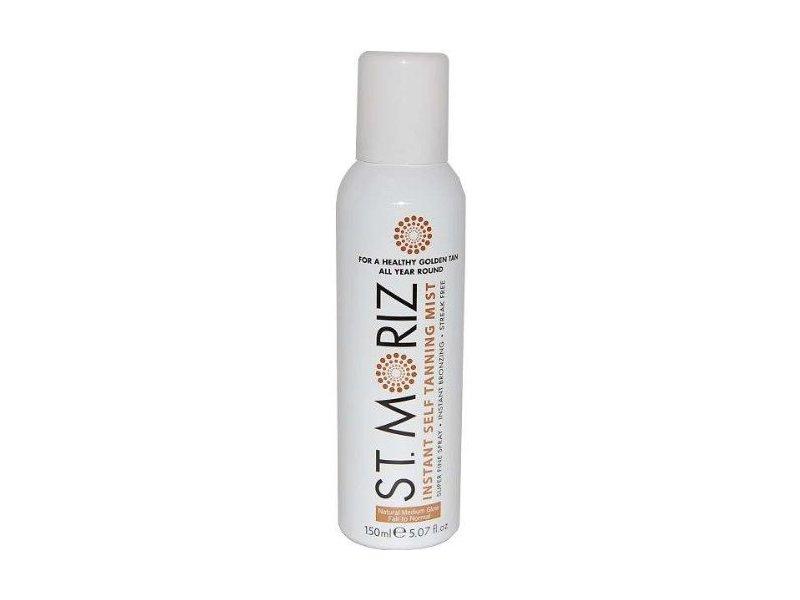 St. Moriz Instant Self Tanning Mist, Natural Medium Glow, 5.07 fl. oz.