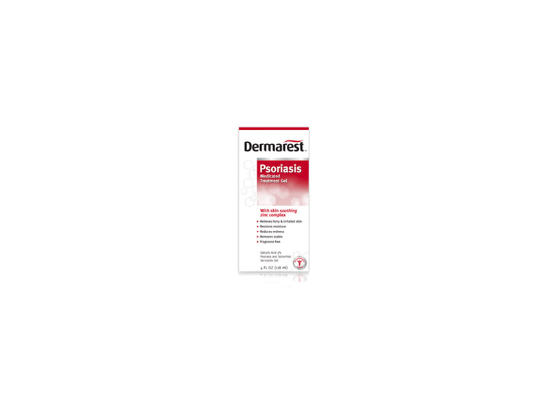 Dermarest Psoriasis Medicated Treatment Gel, Insight Pharmaceuticals LLC
