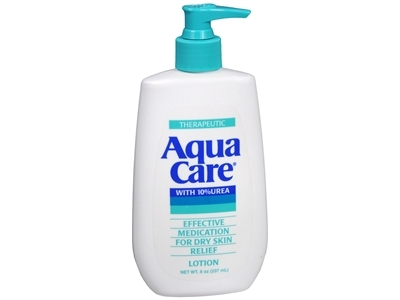 Aqua Care Lotion For Dry Skin With 10% Urea, Numark Laboratories - Image 1