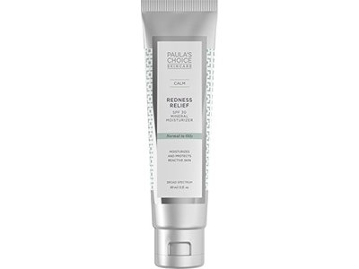 Paula's Choice Calm Redness Relief SPF 30 Mineral Moisturizer for Normal to Oily Skin