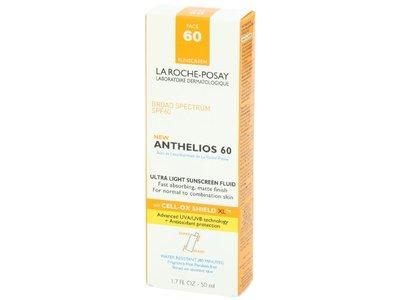Anthelios Ultra Light SPF 60 Sunscreen - Image 6