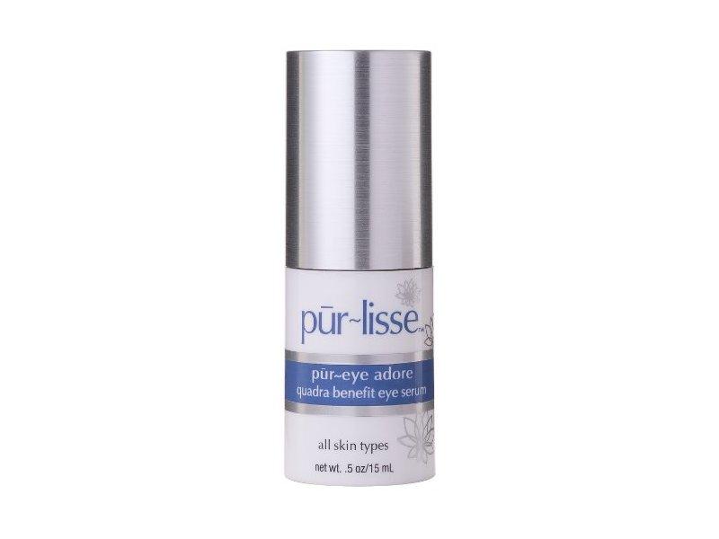 Pur-lisse Pur-eye Adore Qudra Benefit Eye Serum 5 Ounce