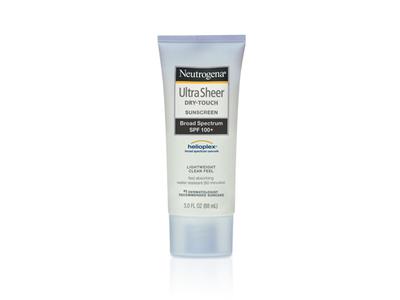 Neutrogena Ultra Sheer Dry-touch Sunscreen Broad Spectrum SPF-100+, Johnson & Johnson - Image 1