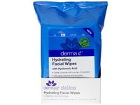 Derma E Hydrating Facial Wipes, 25 Count - Image 4