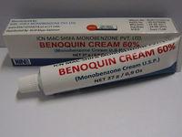 Benoquin Cream 60% (RX) 35.44 Grams, Valeant (ICN) - Image 2