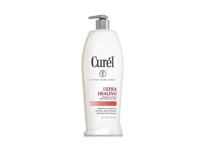 Curel Ultra Healing Lotion For Severely Dry Skin, 13 Ounces