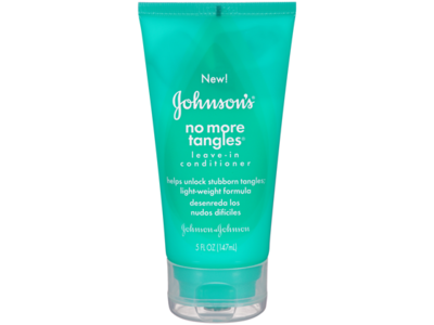Johnson's No More Tangles Leave-in Conditioner, johnson & johnson - Image 1