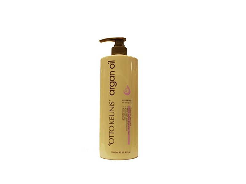 Otto Keunis Argan Oil 5+ Hydrating Shampoo 1000ml 33.8 fl. oz
