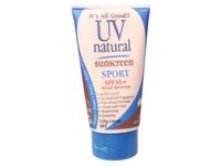 UV Natural Sport Sunscreen SPF 30+, UV Natural Internation Pty Ltd - Image 2