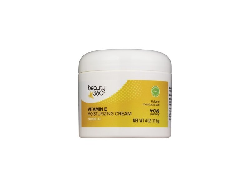 Beauty 360 Vitamin E Moisturizing Cream