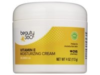 Beauty 360 Vitamin E Moisturizing Cream - Image 2