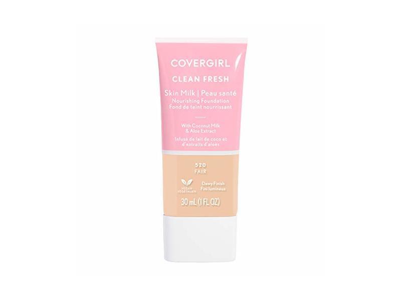 Covergirl Clean Fresh Skin Milk, Fair 520, 30 mL