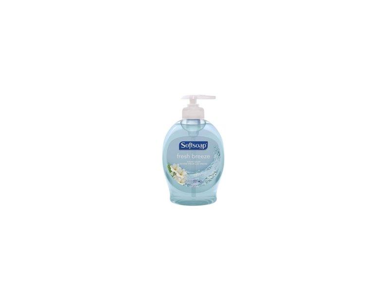 Softsoap Liquid Hand Soap, Fresh Breeze