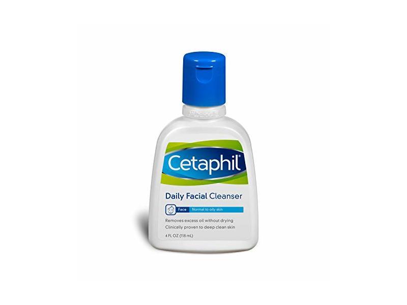 Cetaphil Daily Facial Cleanser, 4 oz