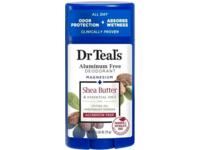 Dr Teal's Aluminum Free Deodorant, Magnesium + Shea Butter & Essential Oils, 2.65 oz/75 g - Image 2