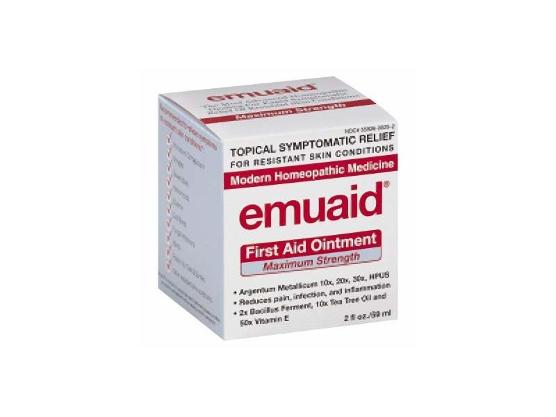 EMUAID Max First Aid Ointment, 2 Ounce