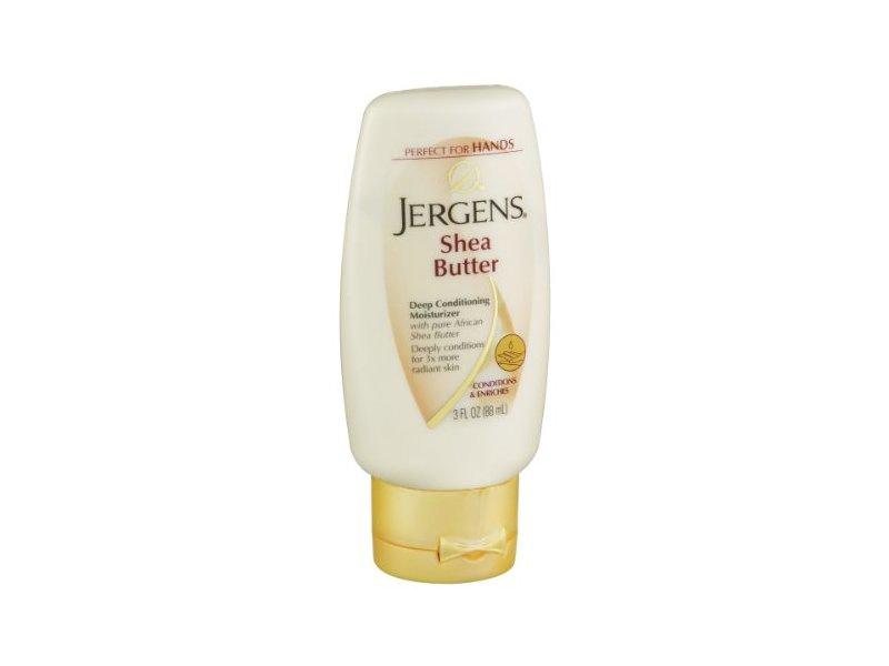 Jergens Shea Butter Deep Conditioning Moisturizer (3 Fl Oz)