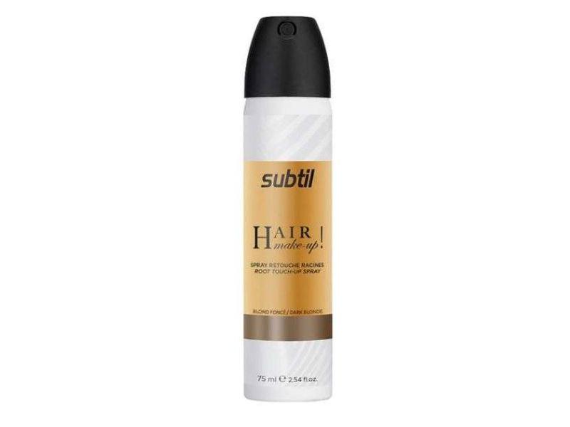 Subtil Hair Make-up Root Touch-Up Spray, Light Chestnut, 2.54 fl oz