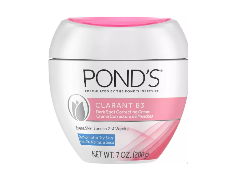 Pond's Clarant B3 Dark Spot Correcting Cream, Normal to Dry, 1.75 Oz