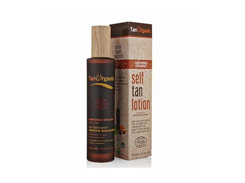 TanOrganic Self Tanning Natural Tanning Lotion (3.5 fl oz.)