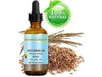 Botanical Beauty Rice Bran OIl, 1 fl oz / 30 ml - Image 2