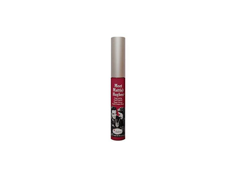 theBalm Meet Matte Hughes Lip Color, Sentimental, 7.4 ml