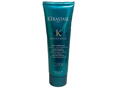 Kerastase Resistance Bain Therapiste Shampoo 8.5 Ounce