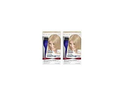 Clairol Nice 'n Easy Root Touch-Up, 009 Light Blonde Light Ash Blonde, 1 kit