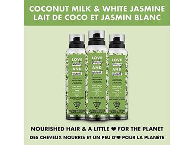 Love Beauty and Planet Hair Spray, Coconut Milk & White Jasmine, 6.8 oz - Image 6