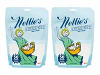 Nellie's Laundry Soda, 50 Load Bag (Pack of 2) - Image 2
