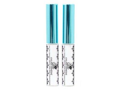 LashXO Eyelash Adhesive, Clear White, Floral Scent