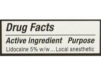 Recticare Anorectal Lidocaine 5% Numbing Cream, .5 Oz - Image 4