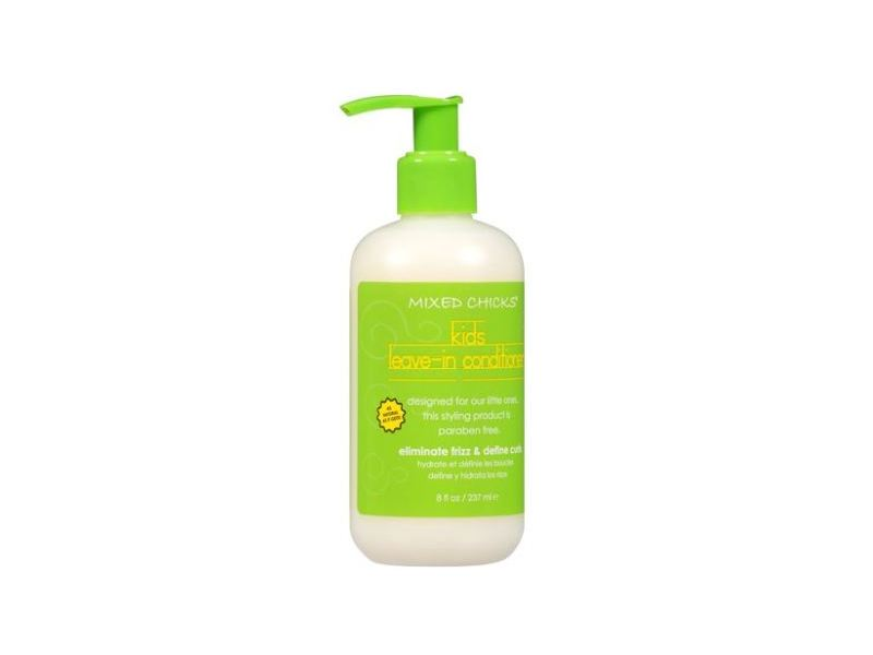 Mixed Chicks' Kids Leave-In Conditioner, 8 fl oz