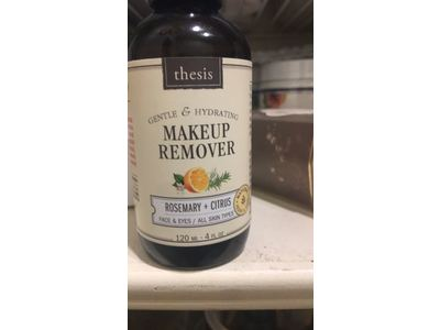 Thesis Organic Makeup Remover Rosemary Citrus - Image 5