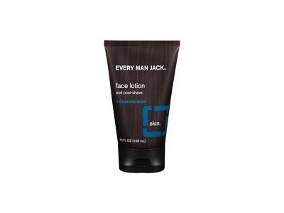 Every Man Jack Post Shave Face Lotion, Signature Mint, 4 Oz - Image 1