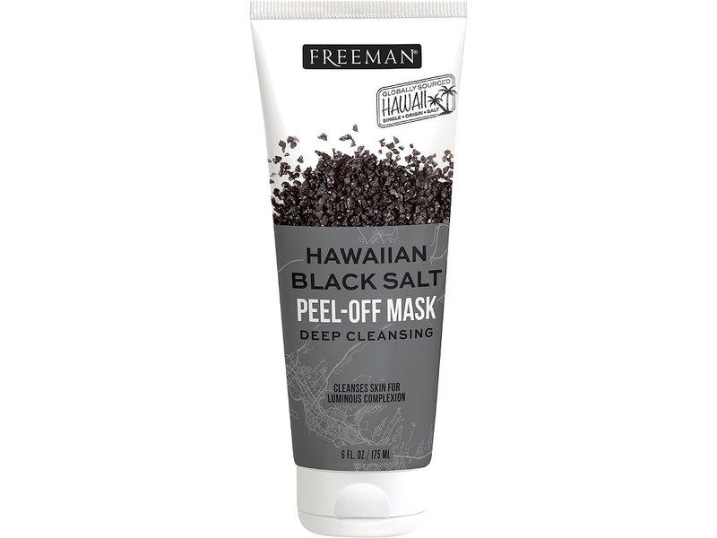 Freeman Hawaiian Black Salt Peel-Off Mask, 6 fl oz