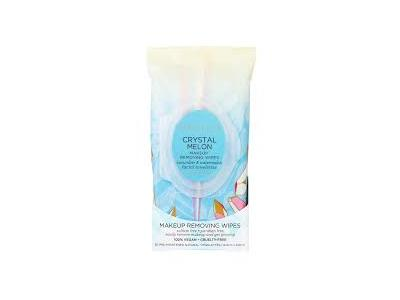 Pacifica Crystal Melon Makeup Removing Wipes, 30 count