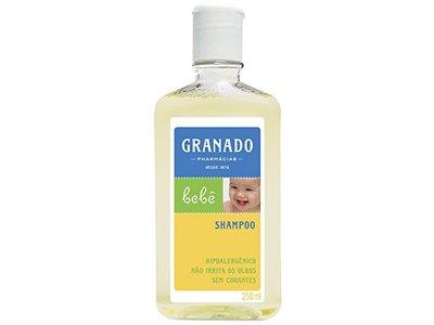 Granado Bebe Shampoo Tradicional, 250 mL