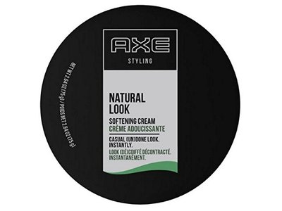 Axe Styling Natural Look Softening Cream, 2.64 oz