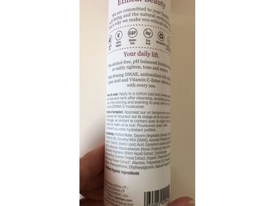DERMA E Firming Toner With DMAE Alpha and Lipoic C-Ester, 6oz - Image 4