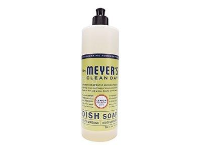 Mrs. Meyer's Clean Day Dish Soap, Lemon Verbena, 16 Fluid Ounce