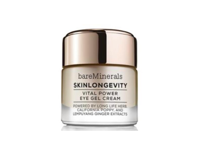 Skinlongevity Vital Power Eye Gel Cream, 0.5 oz
