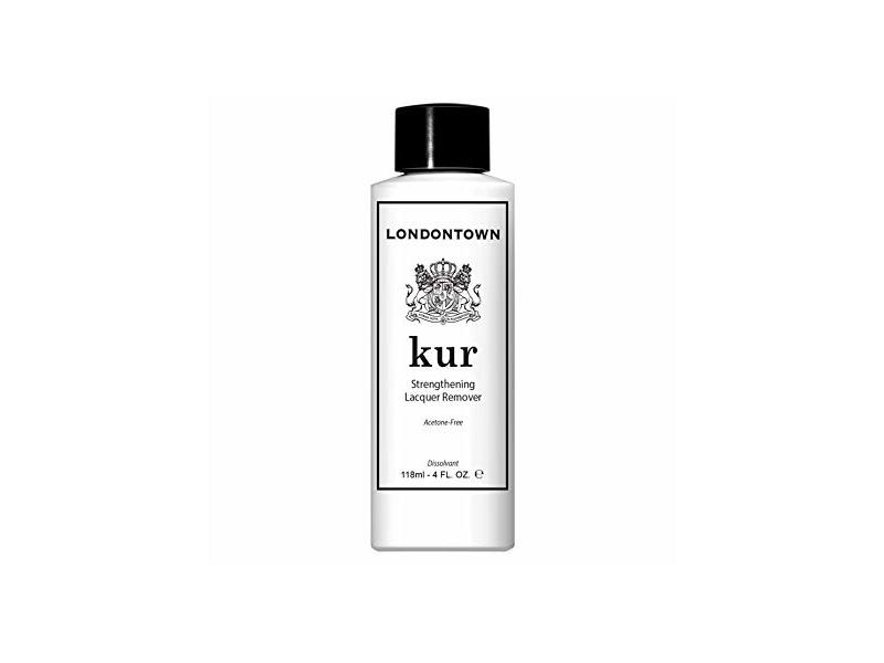 Londontown Kur Strengthening Lacquer Remover, Alcohol-Free, 4 fl oz