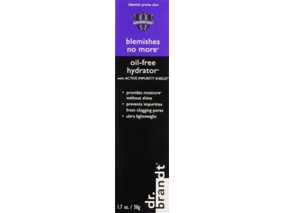 Dr. Brandt Skin Care Blemishes No More Oil-free Hydrator - Image 4