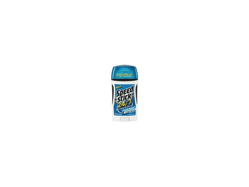 Speed Stick 24/7 Antiperspirant, Fresh Rush, 2.7 OZ