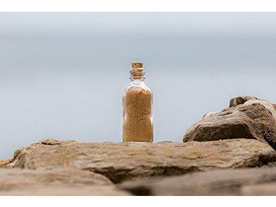 Zatik Beauty Essentials Cleansing Grains, Rose & Lavender, 1.6 oz